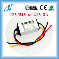 power converter dc to ac 12V24V to 4.2V 5A