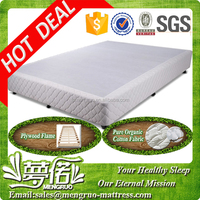 convenient packing wooden knock down hotel bed base