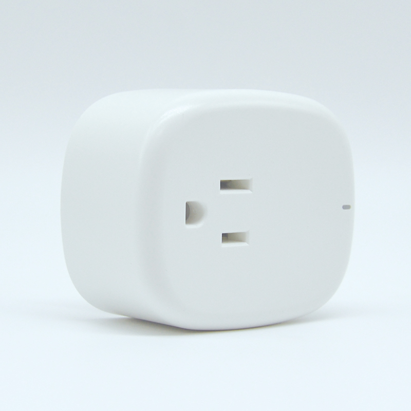 US Standard White Wifi Smart Plug Power Socket App AC110V 10A Wireless Remote Control Wall Plug For IOS Andriod