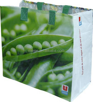 green eco friendly non woven shopping bag/green color non woven bags/green non woven promotional bag