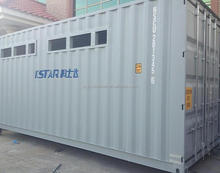 Brand New Photovoltaic Inverter Dry Van Container