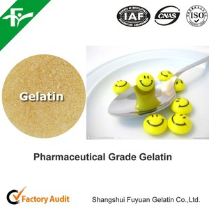 factory sell halal pharmaceutical grade gelatin for capsules