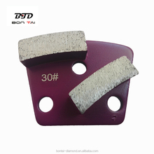 Stone Terrazzo Mangetic Abrasive Floor Diamond Grinding Tools Granite Metal Bond Grinding Pad/Shoes