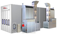 Garage Equipment-Bus Spray Booth For Sale/Big Painting Booth (CE, 2 years warranty time)