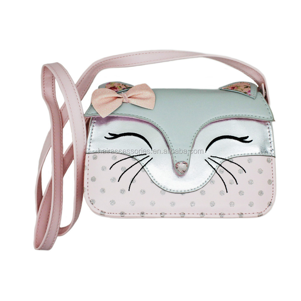 Fashionable Ladies Clutch Bags Made of PU