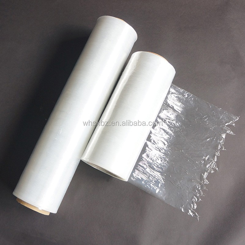 transparent pallet stretch film