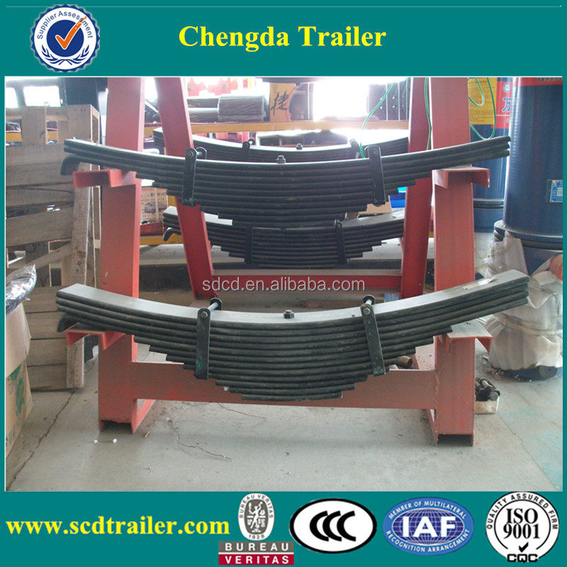 Trailer Suspension Parts leaf spring, Trailer Leaf Spring suspension for sale