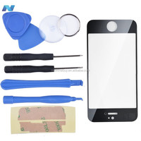 Touch Screen Digitizer & 7Pcs Remove Tools For 4/4s