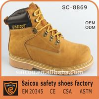 China manufacturer safety shoes in korea (SC-8869)
