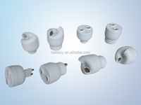 bulb sockets/lamp parts with wholesale price and socket,lamp parts plastic