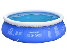 custom inflatable pools floating swimming pool inflatable adult water pool