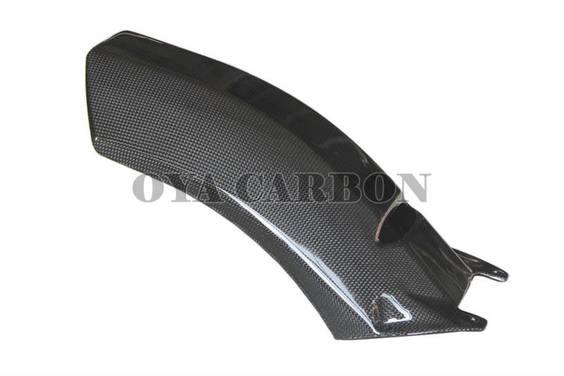 Carbon fiber motorcycle Rear Hugger for Aprilia Tuono 1000R