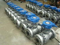 Best quality stainless steel dn ball valve