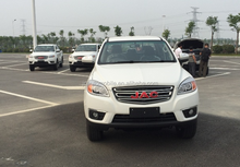Promotional price China JAC 4WD pickup truck for sale