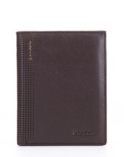 2015 fashion passport wallets card holder men genuine leather case