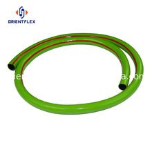Customized green no toxic lawn care PVC garden hose cover factory sale