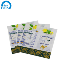 Plastic Shrink Sleeve Label Packaging