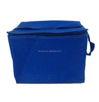 China Wholesale Promotional Cheap Non Woven Insulated Cooler Bag For Beverage Or Food
