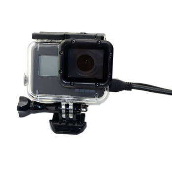 Hot selling Gopros Protective case with hole in side for GoPros Heros 5 sport camera accessories GP432