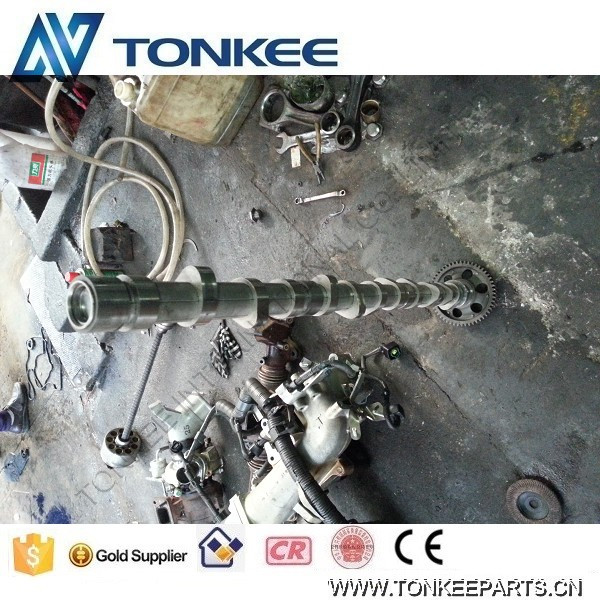 SK330-8 camshaft J08E engine cam shaft for excavator