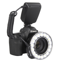 New Series macro ring flash led light RF-550D digital camera