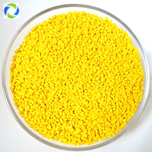 Glass filled polymer recycled modified plastics virgin material polypropylene granule pp td20