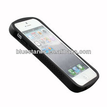 PC + Silicone Dual Layer Hybrid Case for iPhone 5C