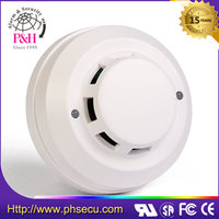 New design 2 wire / 3 wire / 4 wire conventional photoelectric smoke detector