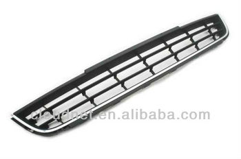 Replacement Chrome Front Lower Center Cooling Air Grille For VW Volkswagen Jetta MK6
