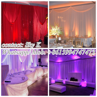 fiber wedding mandap decoration, wedding stage backdrop