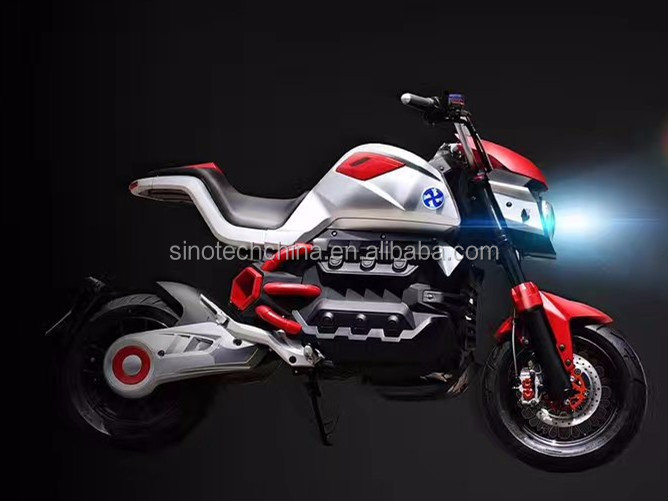 SHBD electric racing motorbike with long life