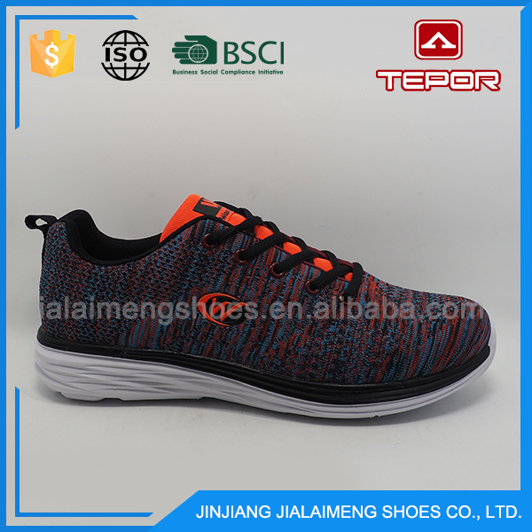 Competitive price black mesh stylish walking running sport shoes 2016 sneaker