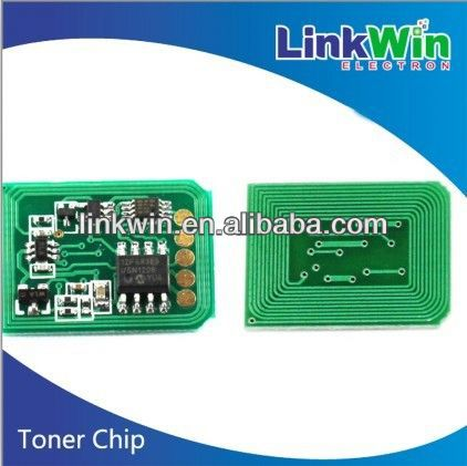 toner chip for OKI C5900 C5800 C5550MFP 5900 5800 5550 chips drum unit kit