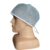 Disposable Non-Woven Doctor Cap/Surgeon Cap/Surgical Cap with Strip Pattern 19 Inch