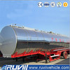 3 Axle 45000L Oil Liquid Fuel