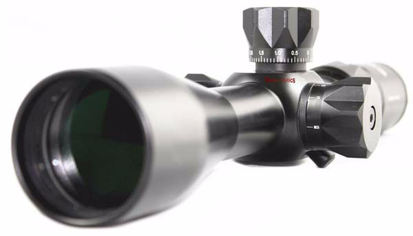 Vector Optics Tactical FFP Riflescope Capricorn 4.5-14x44 Compact First Focal Plane Rifle Scope