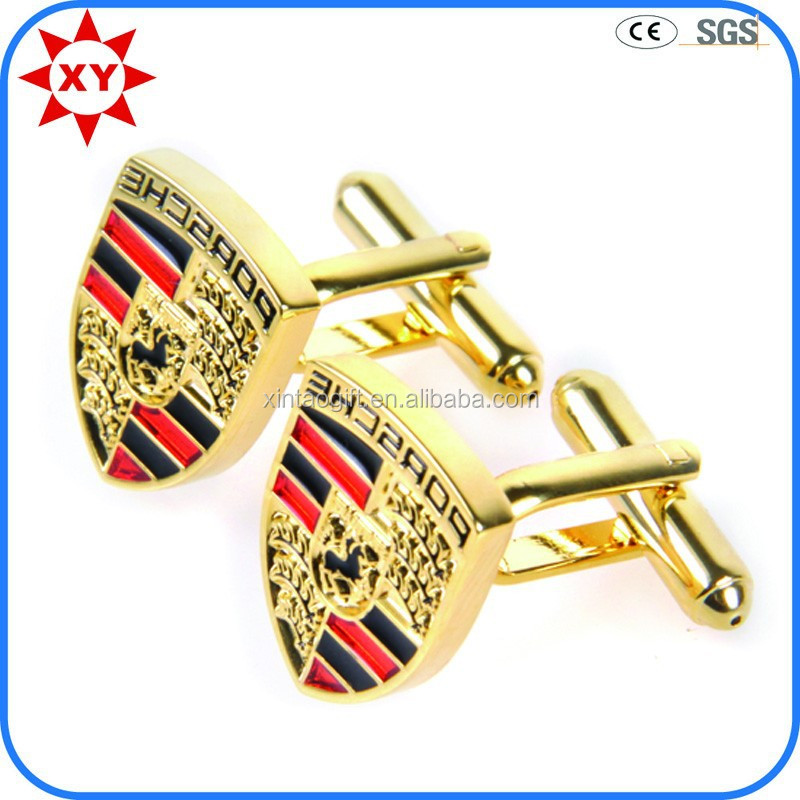 Tie and tie pin cufflink cufflinks gold dealer