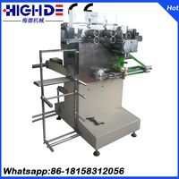 Wet Wipe Horizontal Flow Packing Machinery Made in China,_paper towel folding machine