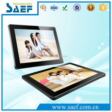 15 inch digital photo frame 1024x768 HD lcd display support video/audio/picture use for car lcd display