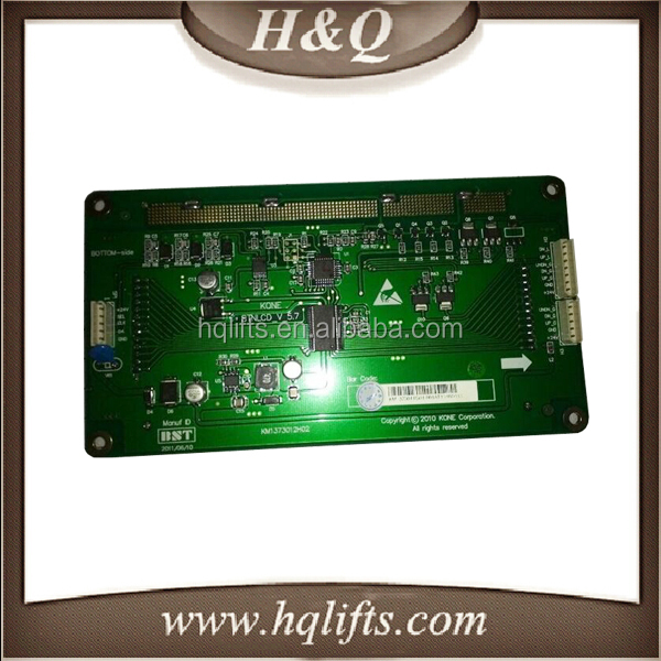 KONE elevator door electrical circuit board KM601810G01