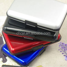 Promotional Business Card Holder Aluminium Card Holder