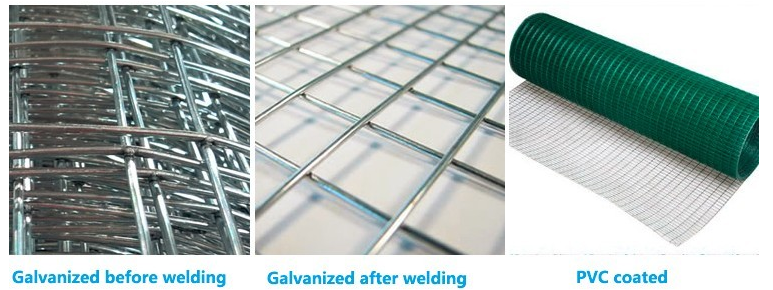 6x6 concrete reinforcing welded wire mesh/welded wire mesh/galvanized welded wire mesh panel