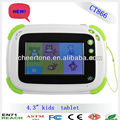 4.3 inch 2013 new tablet for kids with parental control and capacitive panel