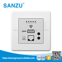 High Quality Wifi Router Wall Switch socket, Wireless electric USB Switch and Socket