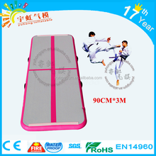 Inflatable crash mat air track floor home gymnastics tumbling mat inflatable air tumbling track GYM
