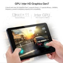 3G Tablet PC with GPS,Cube I6 32GB 9.7 inch 10-point 2048 x 1536 FHD Retina Capacitive IPS Touch