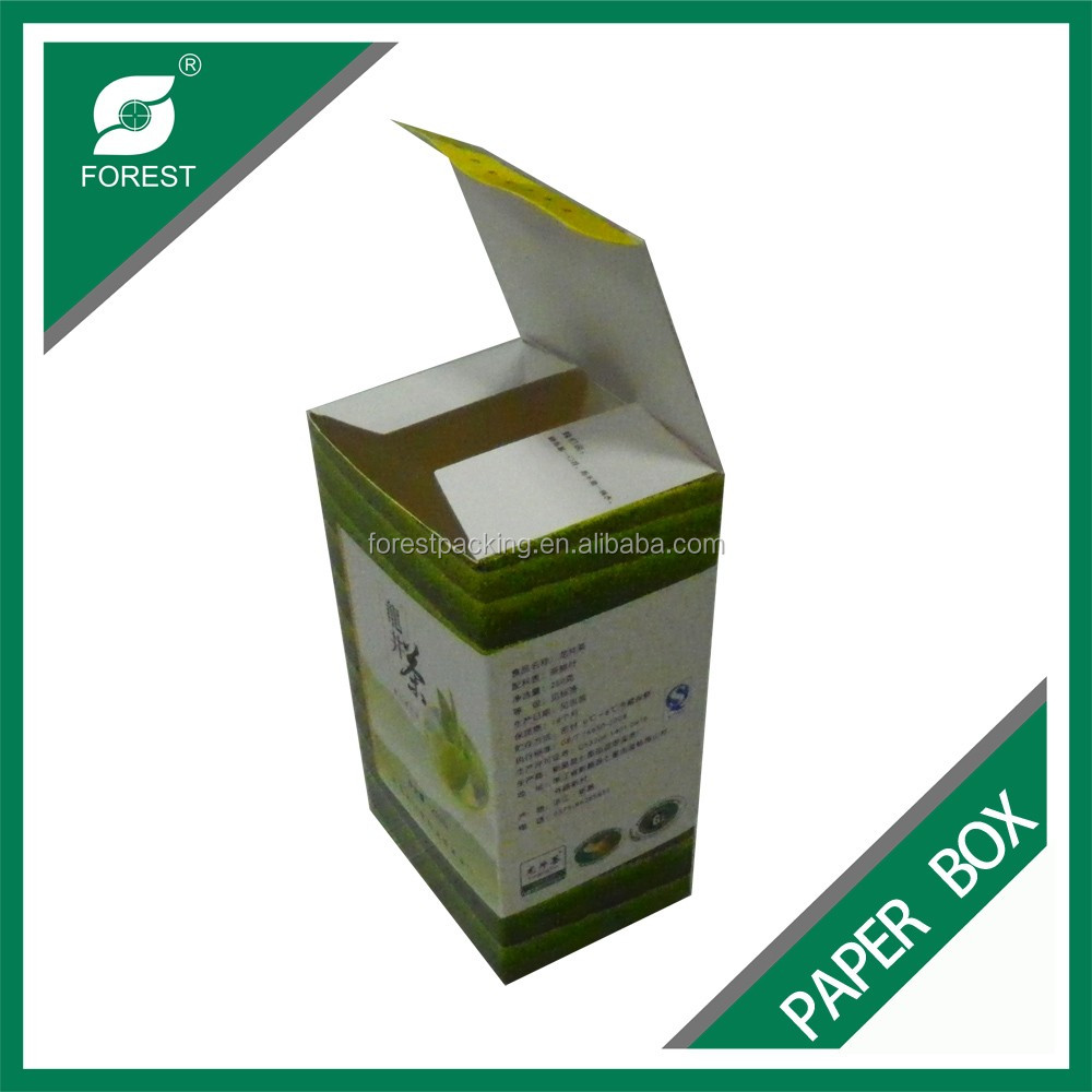 Ointment paper box ointment packing box with custom logo