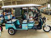 3 wheel pedicab rickshaw for sale/Hot sale 60V 1000W e rickshaw for passenger for indian market