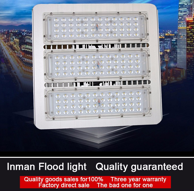 Hot sale outdoor ultra thin remote control led tunnel flood light 100w