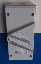 Weatherprotected isolating switch IP65(TF-135, UKF-135)